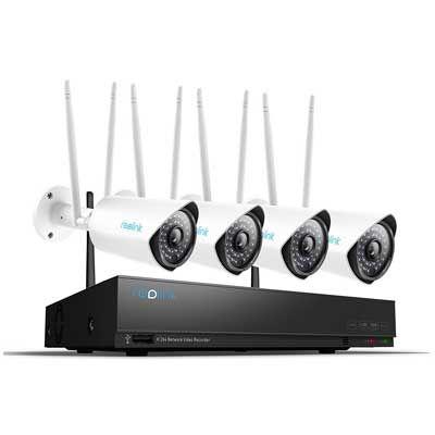 Top 10 Best Wireless Outdoor Home Security Camera In 2021 Reviews Wireless Security Camera System Wireless Home Security Systems Wireless Security Cameras