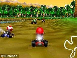 Mario Kart Mario Kart Fun Games