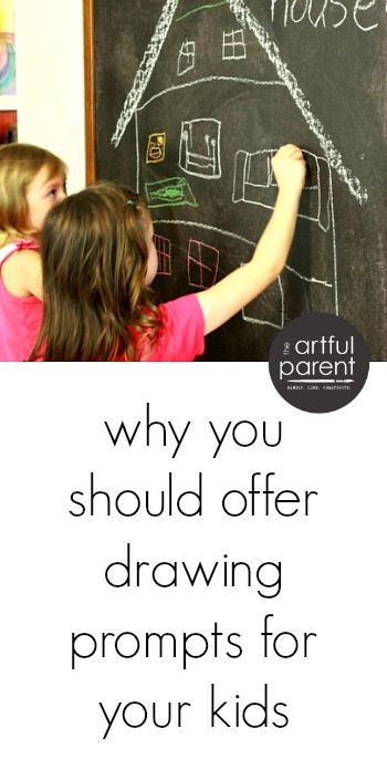 Creative Drawing Ideas for Kids :: Drawing Prompts