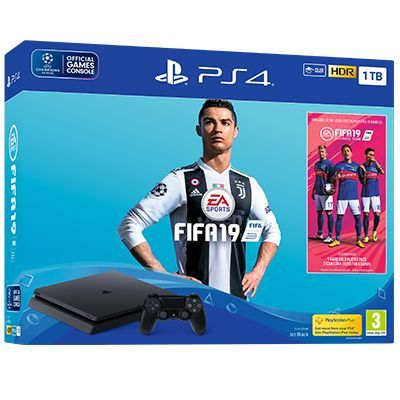 Ps4 1tb Fifa19 Bundle Product Grid 01 Gb 25oct18 1540476735618 400 400 Sony Playstation Ps4 Fifa Ps4 Console