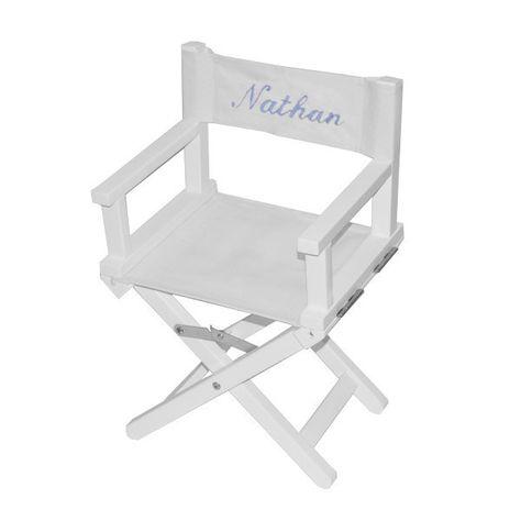 Chaise De Metteur En Scene Enfant Kid Chaise Cinema Chaise Star