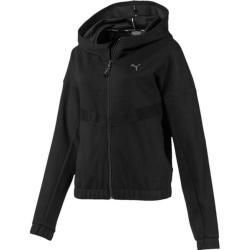Damensweatjacken - Puma Damen Sweat-Jacke Hit Feel It Sweat ...