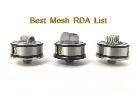 2018 Best Mesh RDA Tank List | Vape Tanks Atomizers | Vape