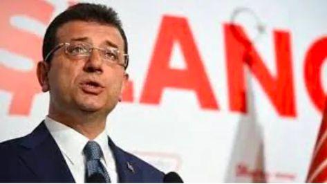 «Νέα αρχή για την Τουρκία», η πρώτη δήλωση του νέου δημάρχου Εκρέμ Ιμάμογλου