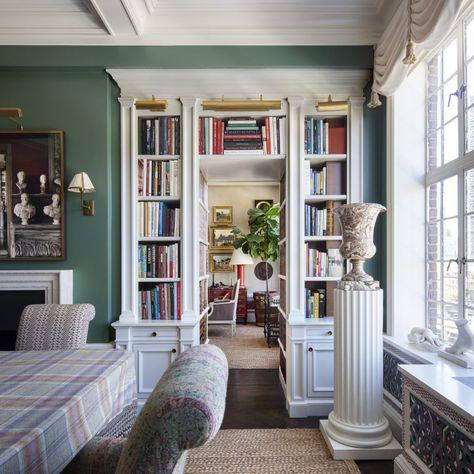Alexa Hampton's New York Apartment - The Neo-Trad