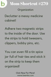 #Beenke #declutter #Great #Life #Organizing #Tips Organizing Tips #270 - How to declutter a messy medicine cabinet! Organizing tips and tricks. Great organization ideas and DIY life hacks to help manage clutter.  CLICK NOW to discover more Mom Hacks. #beenke #lifehacks #M #organizemedicinecabinets #Beenke #declutter #Great #Life #Organizing #Tips Organizing Tips #270 - How to declutter a messy medicine cabinet! Organizing tips and tricks. Great organization ideas and DIY life hacks to help manag