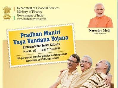 Lic Pmvvy Pradhan Mantri Vaya Vandana Yojana In 2020 Life