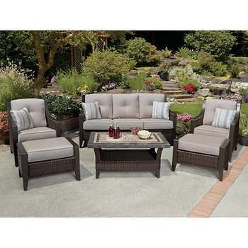 Agio Haywood Patio Furniture Unique