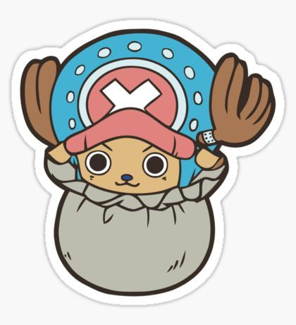 One Piece Stickers In 2020 One Piece Chopper Anime Stickers