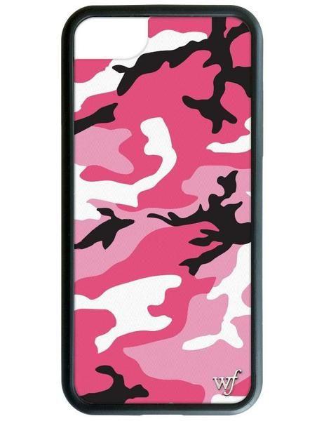 pink camo coque iphone 6