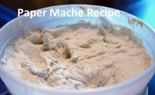 Paper Mache Clay Recipe Paper Mache Clay Recipe Image Size: 614 x 378 Source