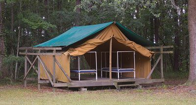uk availability 6a70e 52cde Permanent Camp Tents | Tent City Canvas House | Guest/Tiny ...