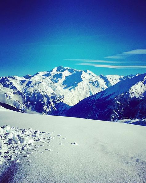 follow4follow 3 Valleys series #alps #france...