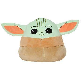 20 Star Wars The Child Squishmallows Plush Star Wars Baby Plush Pillows Plush