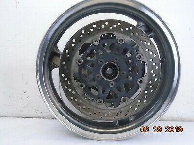 Sponsored Ebay 1992 92 Kawasaki Ninja Zx11 Zx1100 Zx1100c 17 Vorderradmag Wheels Tires And T Kawasaki Ninja Motorcycle Parts And Accessories Kawasaki