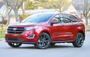 Ford Edge 2020 New Design Review Ford Edge Ford Car