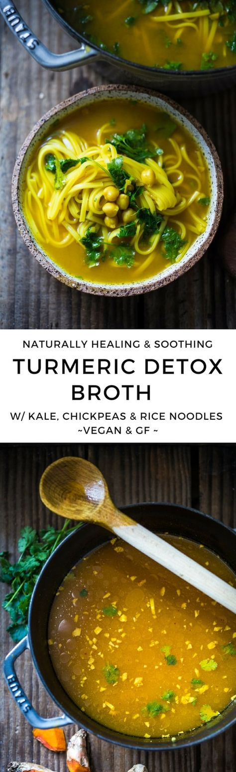 Turmeric Detox Broth- a naturally healing, soothing and comforting, Ayurvedic soup that very customizable to your needs. Vegan and GF adaptable! #ayervedic #ayerveda #feastingathome #vegan #glutenfree #broth #detox #detoxrecipes #eatclean #cleaneating #plantbased #vegansoup ##turmeric #clean-eating #turmericrecipes #turmericbroth #turmericsoup