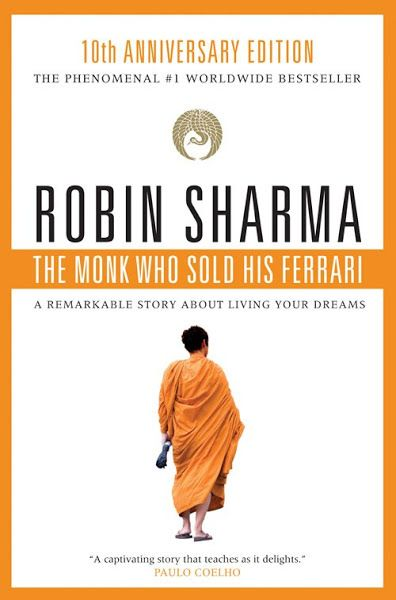 Download Ebooks The Monk Who Sold His Ferrari By Robin Sharma