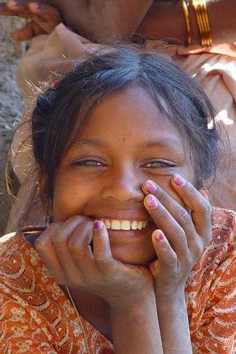 enfants du monde  indienne