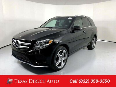 Ad Ebay Link 2017 Mercedes Benz Gle Class Gle 350 2017 Mercedes