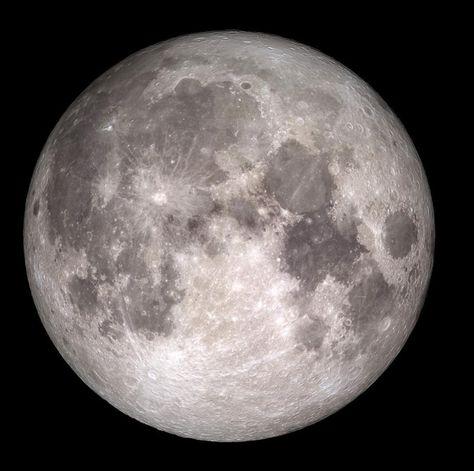 Supermoon The Closest Full Moon To Earth Since 1948 Photo Nasa
