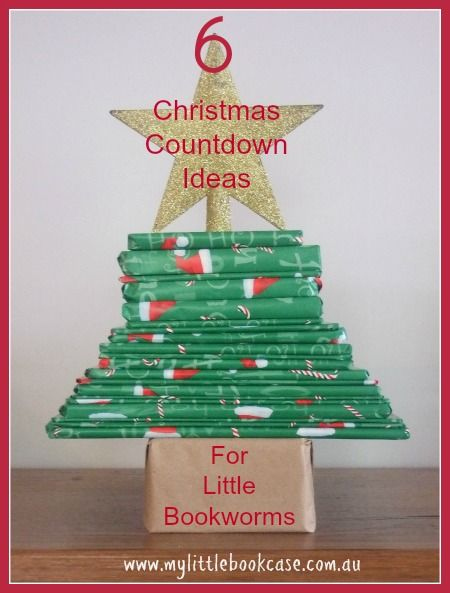 Book Tree Advent Calendar_My Little Bookcase