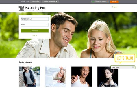 Pg pro dating