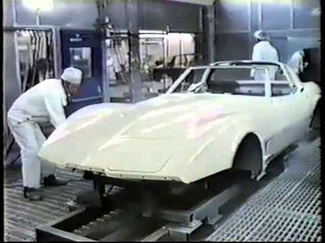 1982 Corvette Commercial