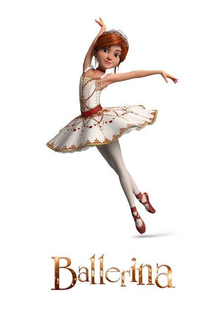 Felicie Dress Costume Tutu Skirt Dress K105 2018 New Girls Movie Ballerina Leap