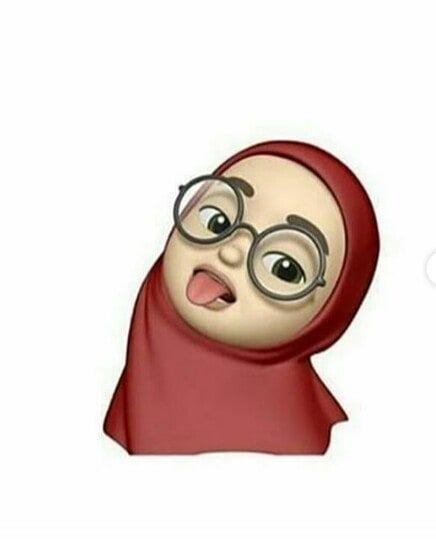 gambar stiker kartun lucu  61 best i allah images anime muslim islamic cartoon