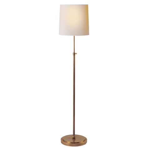 Telescoping Adjustable Floor Lamp