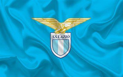 Scarica Sfondi Lazio Roma Squadra Di Calcio Emblema Lazio Logo