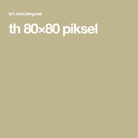 Th 80 80 Piksel