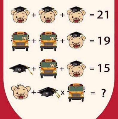 Bear Bus Hat Whatsapp Puzzle Brainteasers Mathpuzzle Mathgames Brainpuzzles Whatsapppuzzles Maths Puzzles Puzzle With Answer Math Puzzles Brain Teasers