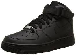 huge discount e3f5f c715f Image result for nike airforce 1 black black