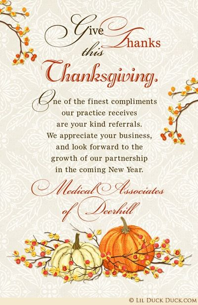 Thankful Time Fall Business Cards