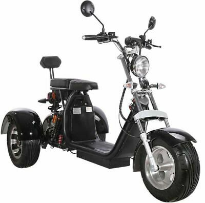 Details About New Electric 3 Wheel Trike Scooter Golf Cart Harley Chopper Mobility Motorcycle In 2020 Trike Scooter Trike Harley Electric Trike