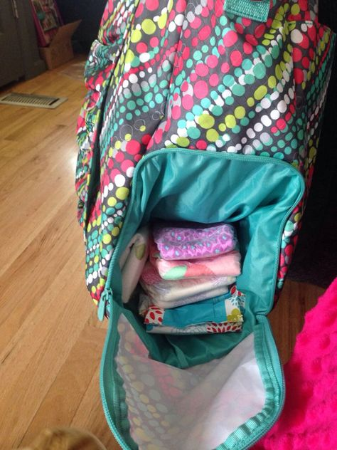 All-Pro Tote. My purse/diaper bag for quick trips. #31why ThirtyOne