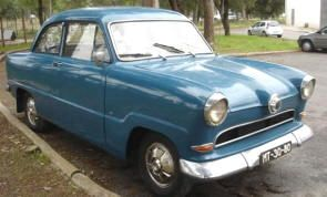 1955 1957 Ford Taunus 15m Classic Ford Cars For Sale In Usa