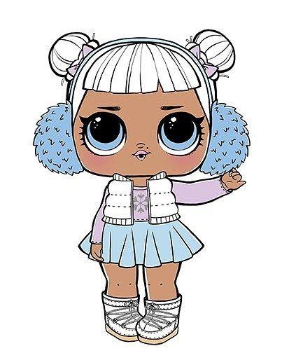куколка куклы лол идеи для рисунков милые рисунки и