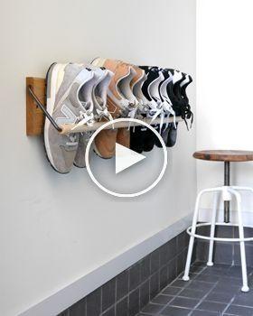Sneaker Wand Sneakerwand Storage Sneakerwand Storage