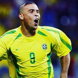 The Wedge Haircut Ronaldo Brazil Brasil Worldcup 2002