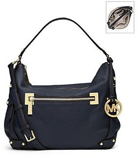 ace4abc2d MICHAEL Michael Kors Corrine Medium Convertible Shoulder Bag on shopstyle .com