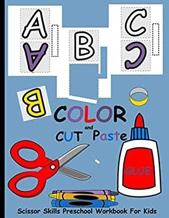 Pin By Augustino Kuwoko On School Classroom Preschool Workbooks Scissor Skills Preschool Workbook Scissor skills preschool workbook