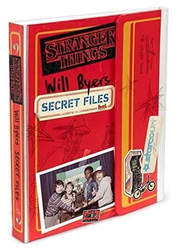 Will Byers: Secret Files (Stranger Things) - Multicolor