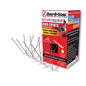 Bird B Gone Envirospike 10 Count Bird Repellent Spikes Mmenv 10