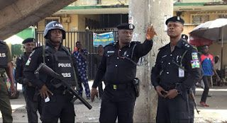 News Africa Police Nab 2 Men Operating Fake Clinic In Lagos Police New Africa Lagos