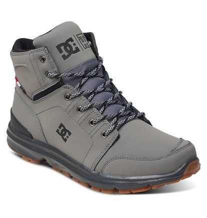 Hiking boots fashion, Mens leather boots