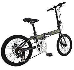 Phoenix Bicycle Pf 20 Inch Folding Bike Folding Bike Bicycle Bike