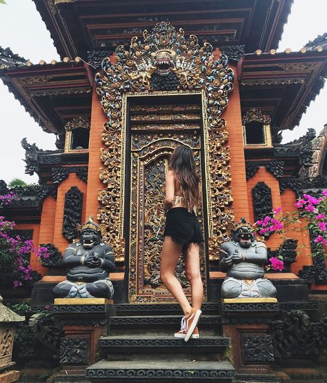 """Where They Wander: Lauren VasquezDestination: Bali, Indonesia.""""The thought of me settling, is something I can never see myself fully committing to. I'm going to be that person who has a home in California, a treehouse in Hawaii, and a houseboat in..."""